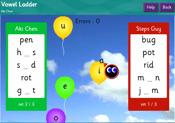 Vowel Ladder Basic 1
